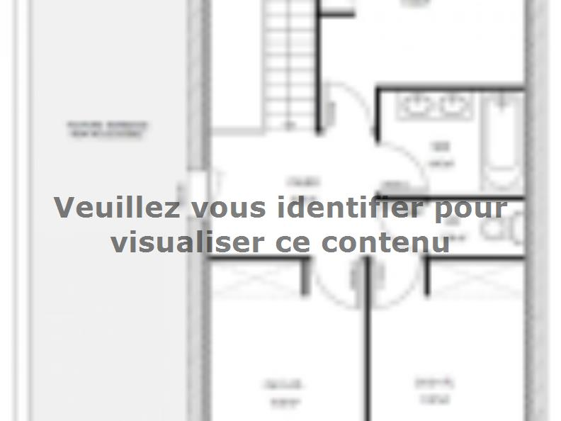 Plan de maison R1MP20105-4GI : Vignette 2