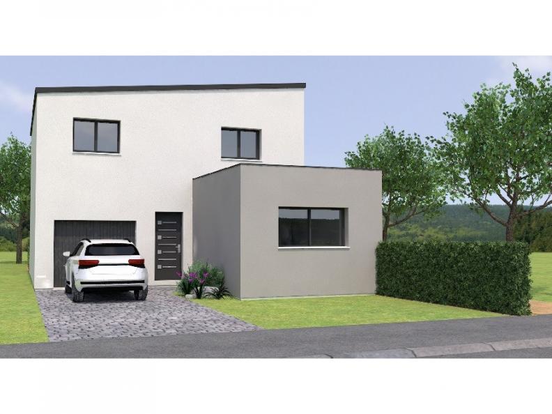 Modèle de maison R1MP20117-4GI : Vignette 1
