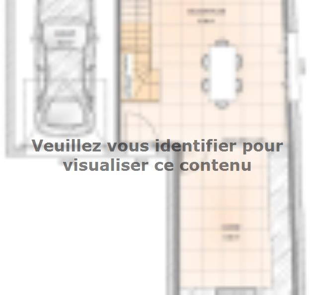 Plan de maison R1MP20117-4GI : Vignette 1