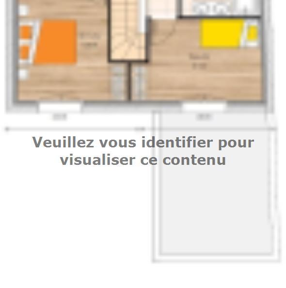 Plan de maison R1MP20117-4GI : Vignette 2