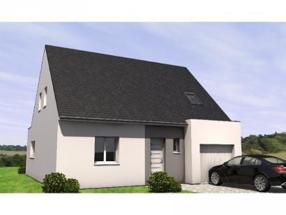 Modèle de maison RCA19112-4GI 4 chambres  : Photo 1