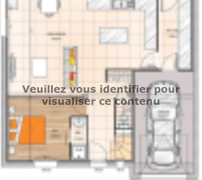 Plan de maison RCA19112-4GI : Vignette 1