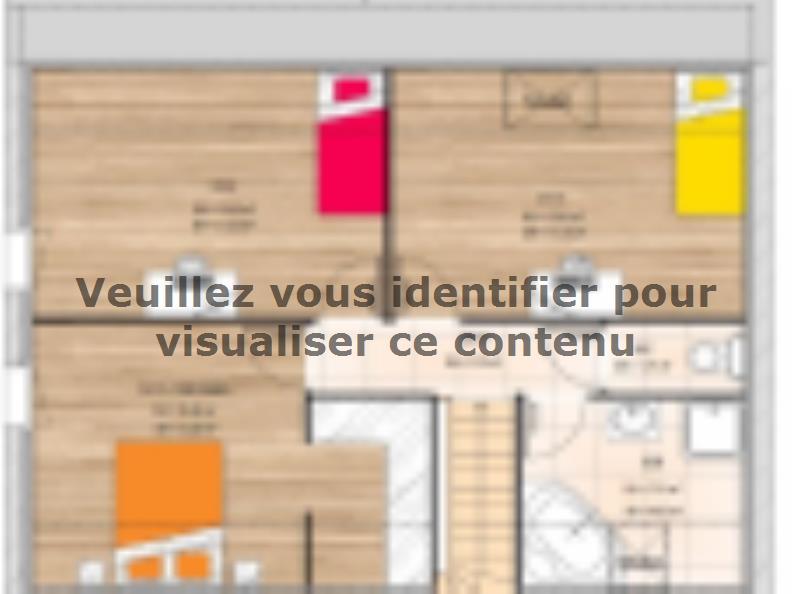 Plan de maison RCA19112-4GI : Vignette 2