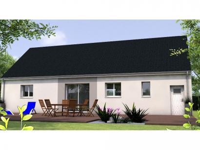 Modèle de maison PP1981-2GI 2 chambres  : Photo 2
