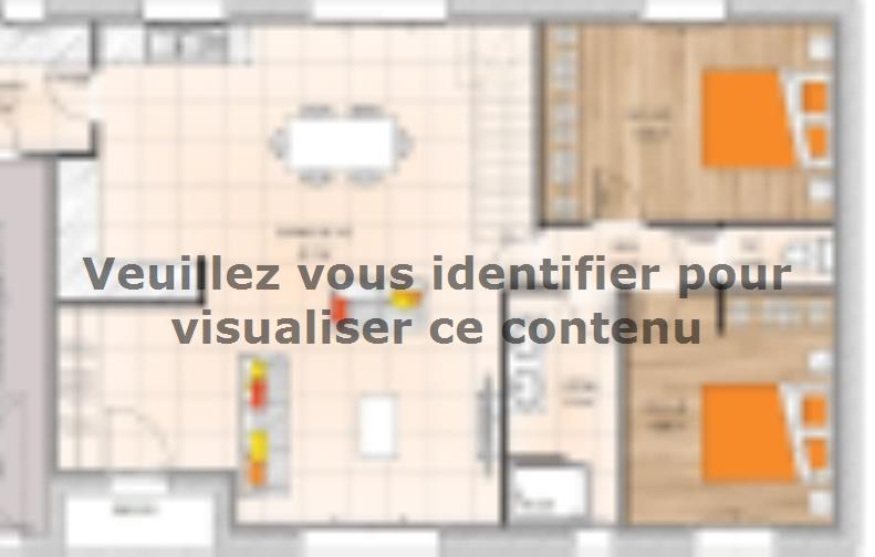 Plan de maison PP1981-2GI : Vignette 1