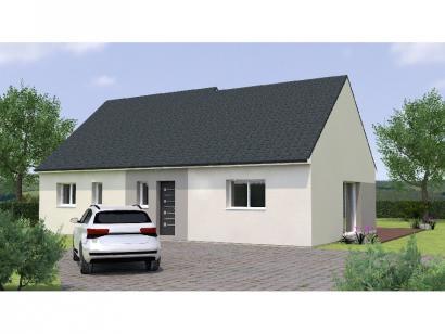 Modèle de maison PP1996-3 3 chambres  : Photo 1