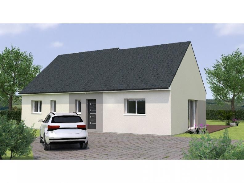 Modèle de maison PP1996-3 : Vignette 1