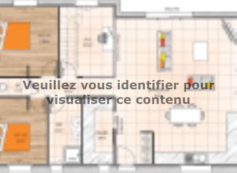 Plan de maison PP1996-3 : Vignette 1