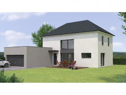 Modèle de maison R119142-4GA 4 chambres  : Photo 1