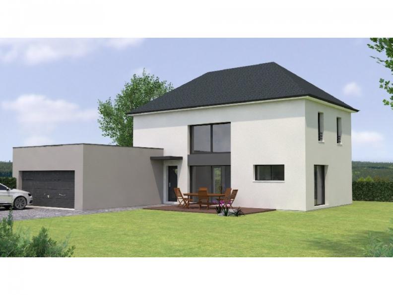 Modèle de maison R119142-4GA : Vignette 1