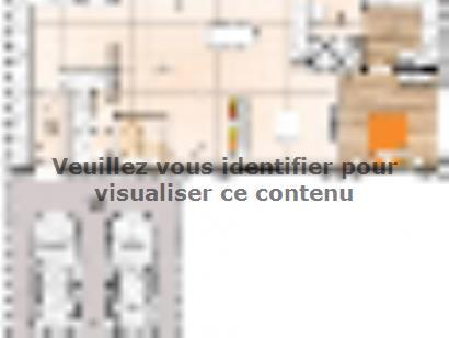 Plan de maison R119142-4GA 4 chambres  : Photo 1