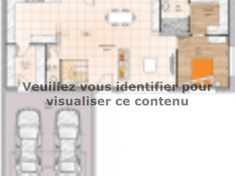 Plan de maison R119142-4GA : Vignette 1