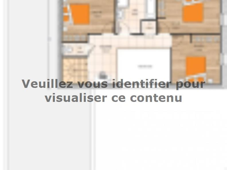 Plan de maison R119142-4GA : Vignette 2