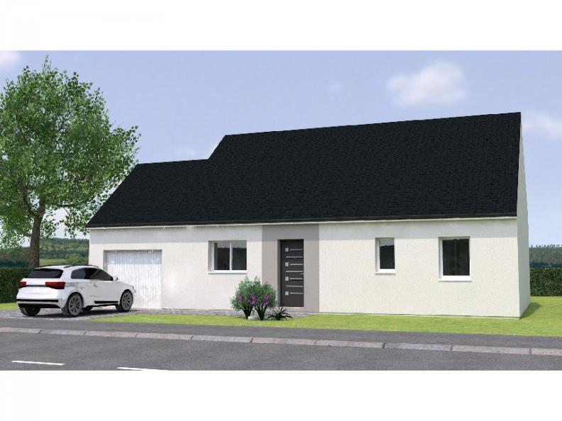 Modèle de maison PP1984-3GA : Vignette 1