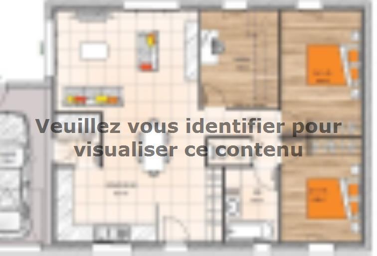 Plan de maison PP1984-3GA : Vignette 1