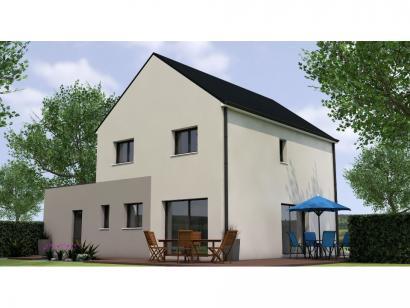 Modèle de maison R119108-4GA 4 chambres  : Photo 2