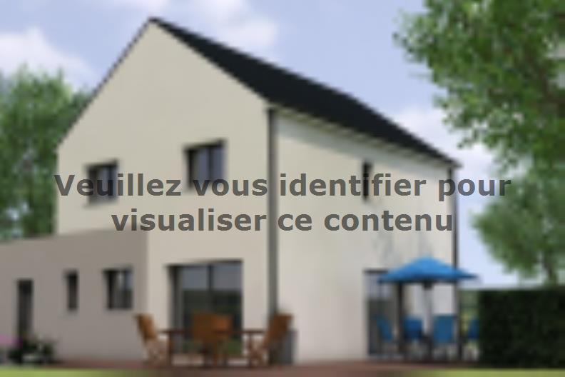 Modèle de maison R119108-4GA : Vignette 2
