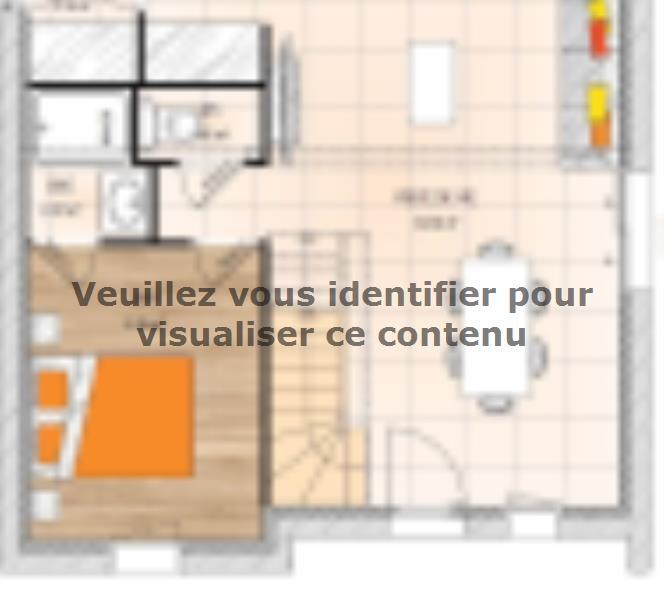 Plan de maison RCA1975-3 : Vignette 1