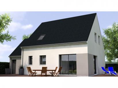 Modèle de maison RCA1996-4GA 4 chambres  : Photo 2