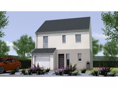Modèle de maison R11994-4GI 4 chambres  : Photo 1