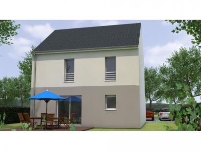 Modèle de maison R11994-4GI 4 chambres  : Photo 2