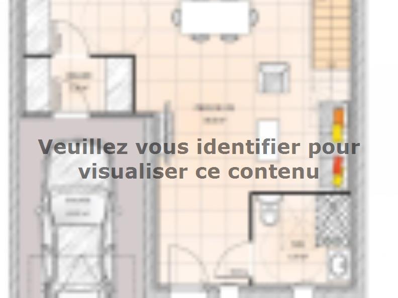 Plan de maison R11994-4GI : Vignette 1
