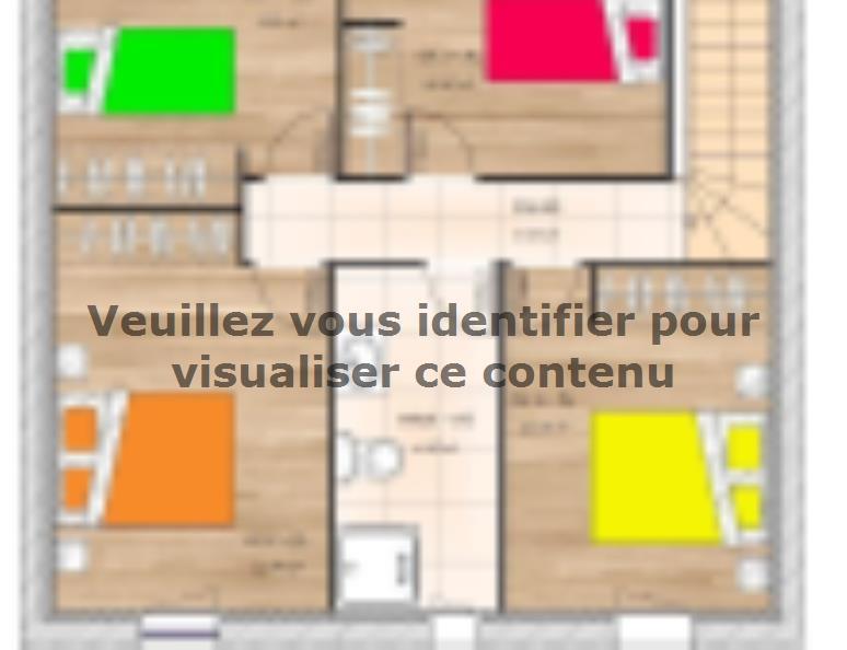 Plan de maison R11994-4GI : Vignette 2