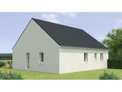 Modèle de maison PP1984-3GI 3 chambres  : Photo 2