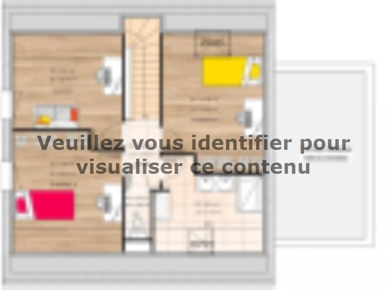 Plan de maison RCA1996-4GA : Vignette 2