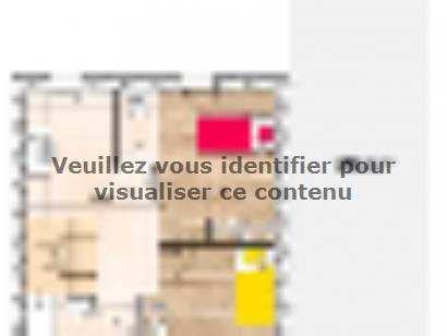Plan de maison R1MP1990-3MGI 4 chambres  : Photo 2
