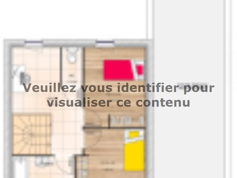 Plan de maison R1MP1990-3MGI : Vignette 2