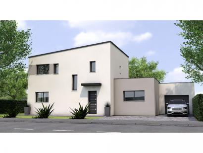 Modèle de maison R1MP19133-3BMGA 4 chambres  : Photo 1