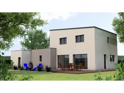Modèle de maison R1MP19133-3BMGA 4 chambres  : Photo 2