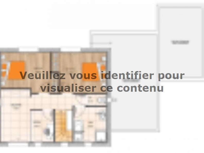 Plan de maison R1MP19133-3BMGA : Vignette 2