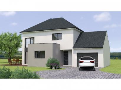 Modèle de maison R119138-4GA 4 chambres  : Photo 1