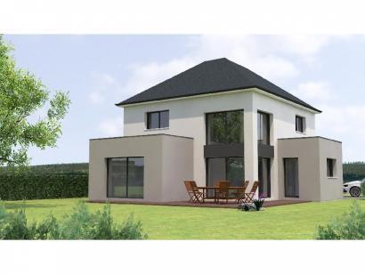 Modèle de maison R119138-4GA 4 chambres  : Photo 2