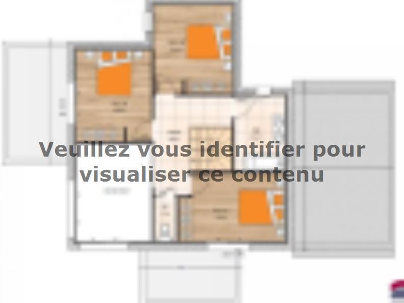 Plan de maison R119138-4GA : Vignette 2