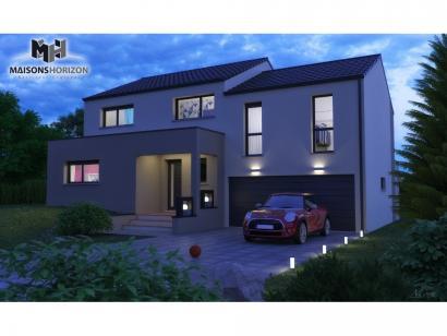 Maison neuve  à  Thionville (57100)  - 450000 € * : photo 1