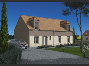 Maison neuve à Saint-Siméon (77169)<span class='prix'> 222000 €</span> 222000