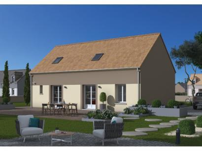 Maison neuve  à  Saint-Siméon (77169)  - 222000 € * : photo 2