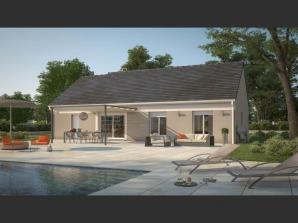 Maison neuve à Saint-Siméon (77169)<span class='prix'> 178000 €</span> 178000