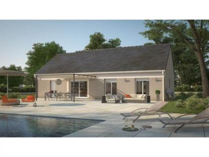 Maison neuve  à  Saint-Siméon (77169)  - 178000 € * : photo 1