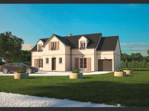 Maison neuve à Saint-Siméon (77169)<span class='prix'> 311000 €</span> 311000