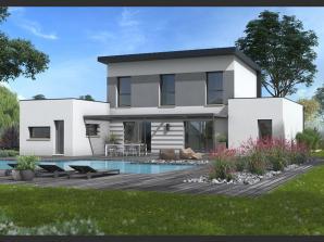 Maison neuve à Saint-Siméon (77169)<span class='prix'> 460000 €</span> 460000