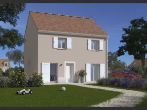 Maison neuve à Coulommiers (77120)<span class='prix'> 217000 €</span> 217000