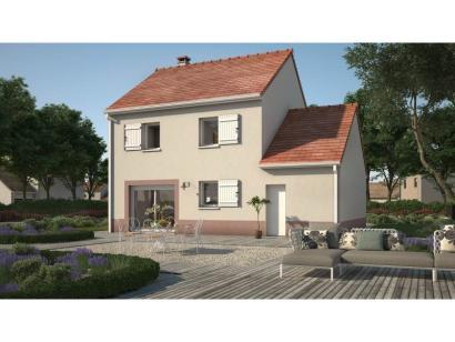 Maison neuve  à  Coulommiers (77120)  - 220000 € * : photo 1