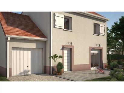Maison neuve  à  Coulommiers (77120)  - 220000 € * : photo 2