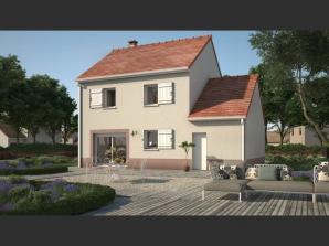 Maison neuve à Coulommiers (77120)<span class='prix'> 193000 €</span> 193000