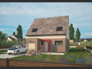 Maison neuve à Coulommiers (77120)<span class='prix'> 254000 €</span> 254000
