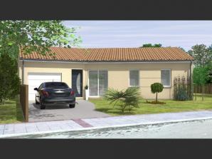 Maison neuve à Pouzauges (85700)<span class='prix'> 173650 €</span> 173650